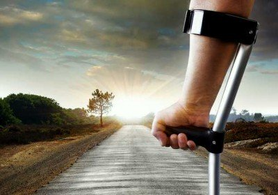 adult; arm; arthritis; asphalt; cane; color; concept; destination; difficult; difficulties; direction; disability; goal; hand; horizon; hurt; injury; inspiration; landscape; length; light; limping; long; male; man; mobility; move; objective; obstinate; one; pain; painful; persistent; person; physical; process; progress; reach; rear; road; sacrifice; slow; stick; stubborn; sun; sunlight; task; view; walking; will;