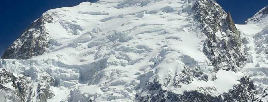 alps; altitude; blanc; blue; chamonix; extreme; france; freezing; frozen; glacier; ice; mont; mountain; nobody; rock; snow;
