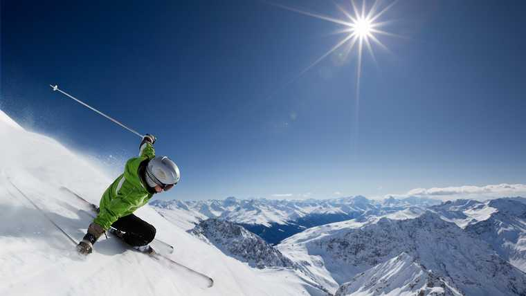 action; activity; adult; alpine; alps; athlete; carver; carving; cold; competition; culture; davos; downhill; european; extreme; female; fun; hill; hobby; horizontal; leisure; motion; mountain; nature; one; panorama; panoramic; person; pole; powder; pursuit; race; range; recreational; scenics; season; ski; skiing; skill; sky; slalom; snow; speed; sport; sun; sunbeam; sunlight; swiss; switzerland; vacation; view; winter;